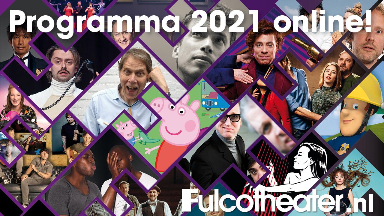 Programma 2021 online!