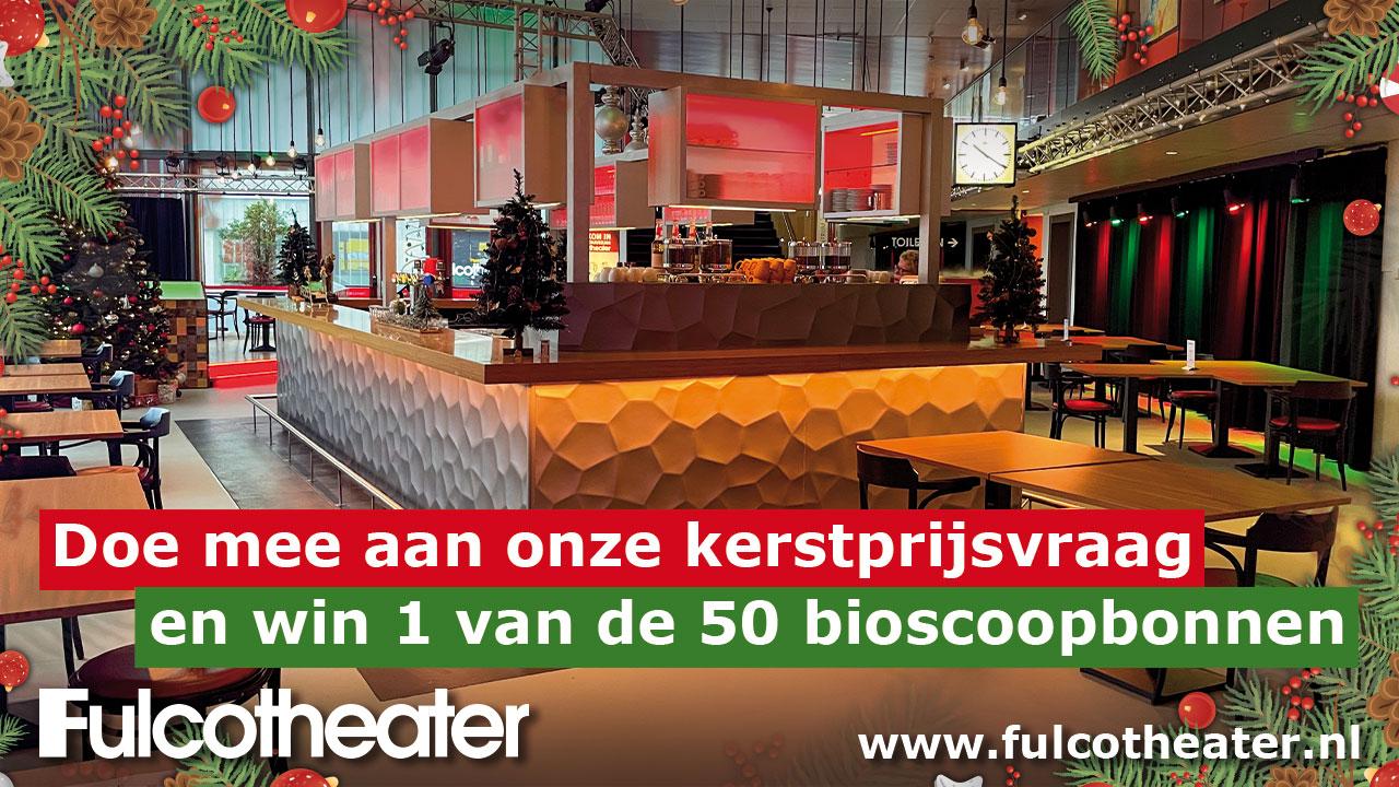 Fulcotheater Kerstprijsvraag