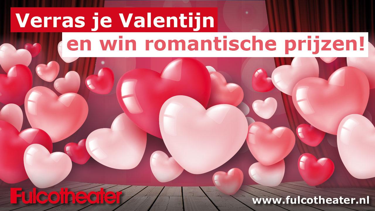 Verras je Valentijn en win romantische prijzen!