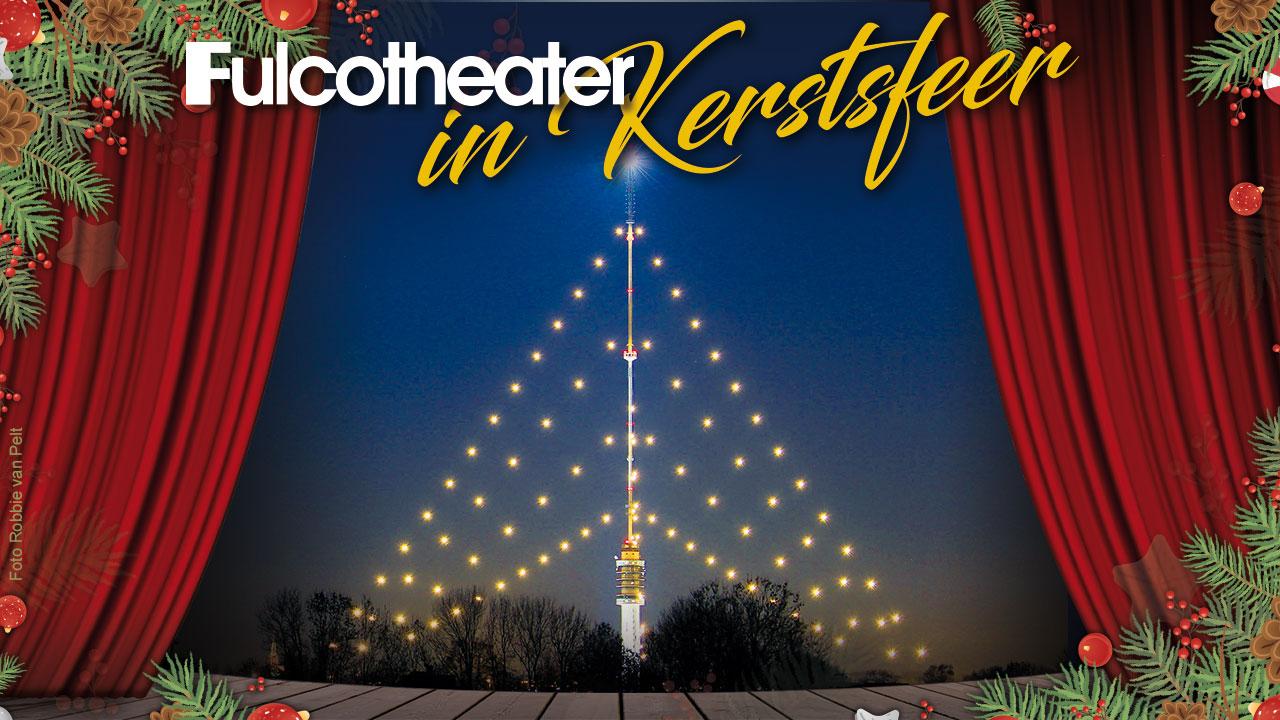 Fulcotheater in Kerstsfeer