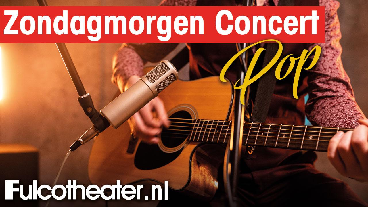 Zondagmorgen Concert Pop – Robert Buisman, Tim & Femke