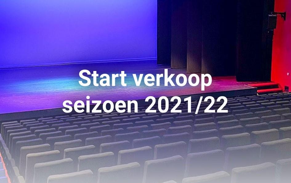 De vrije verkoop seizoen 2021/2022 is in volle gang